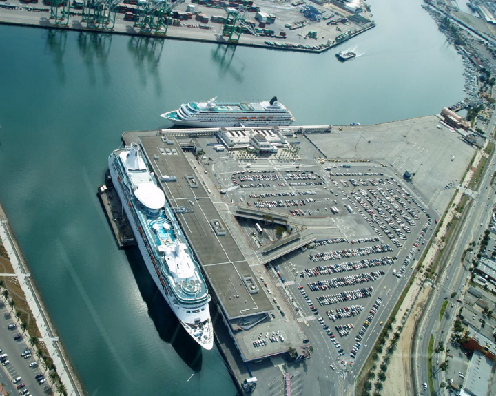 LAFlying - Cruise ships los angeles
